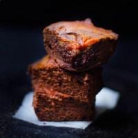 Le Brownie Chocolat & Potiron ! (🇬🇧)