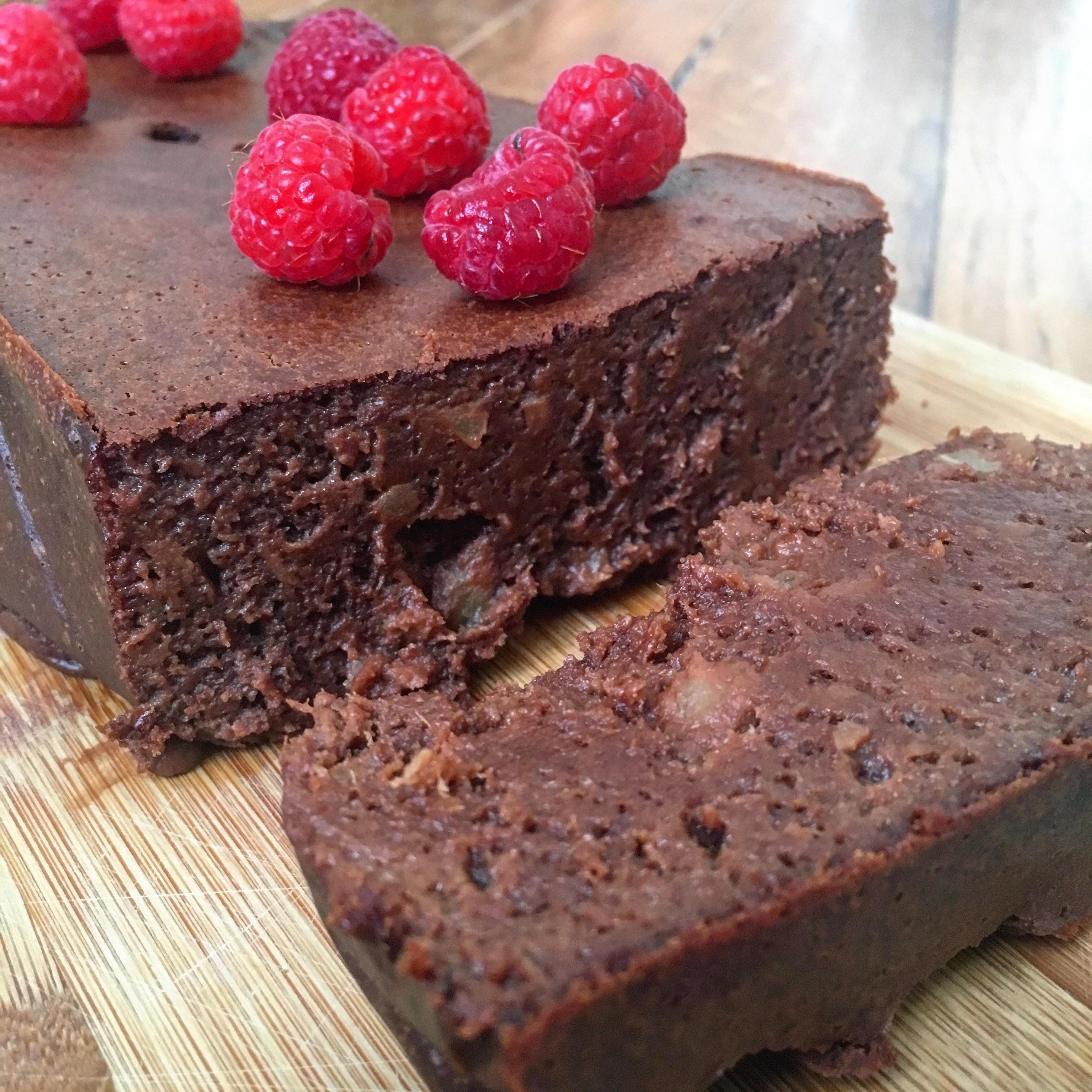 """Le Chocolate Cake à base de Compote de Pommes """"Maison"""" !"""