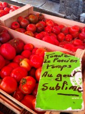 savoureuses tomates