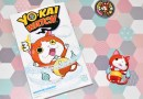 [MANGA] Yo-Kai Watch – Tome 3 – Kazé