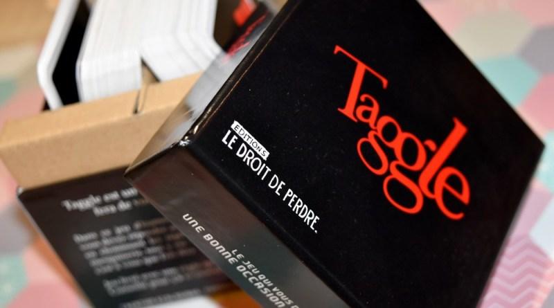 [J2S] Taggle – Le Droit de Perdre – Aurez vous la bonne réplique ?