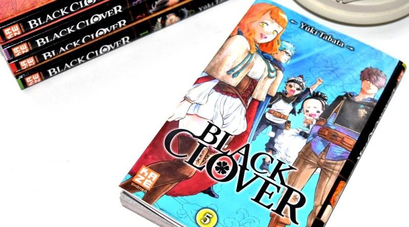 Black Clover tome 5