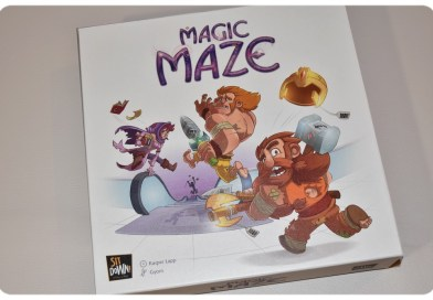 [J2S] Magic Maze par Sit Down !