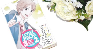 [MANGA] Rainbow Days Starter Pack – Shôjo