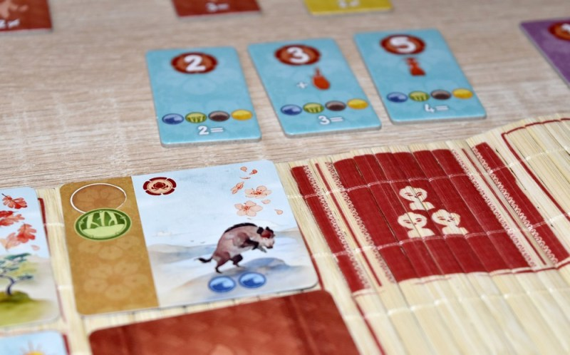 Kanagawa jeu de société