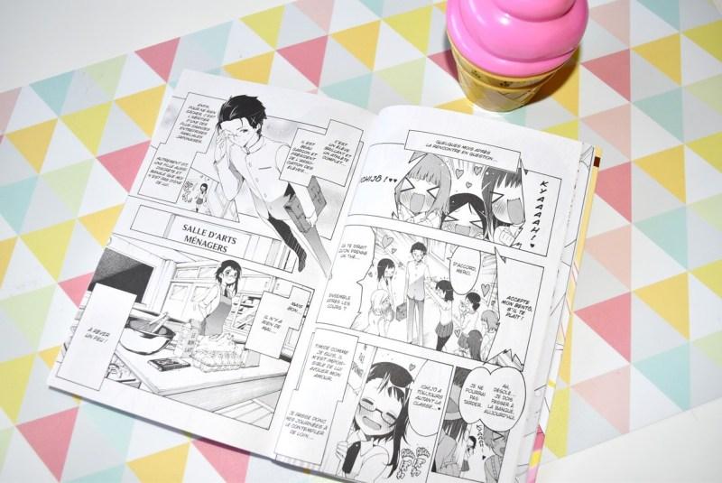 Nisekoi Kosaki Magical Patissière Tome 1