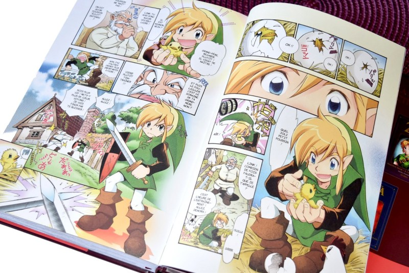 Zelda Perfect Edition Oracle of Seasons / Oracle of Ages