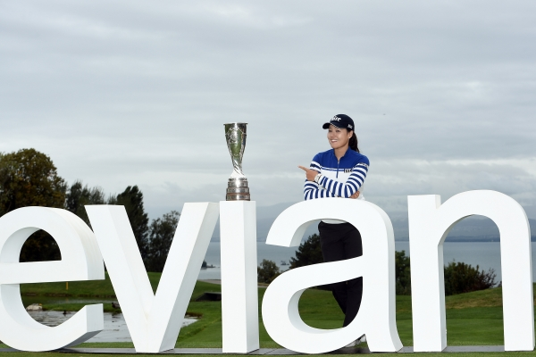 The Evian Championship 2017