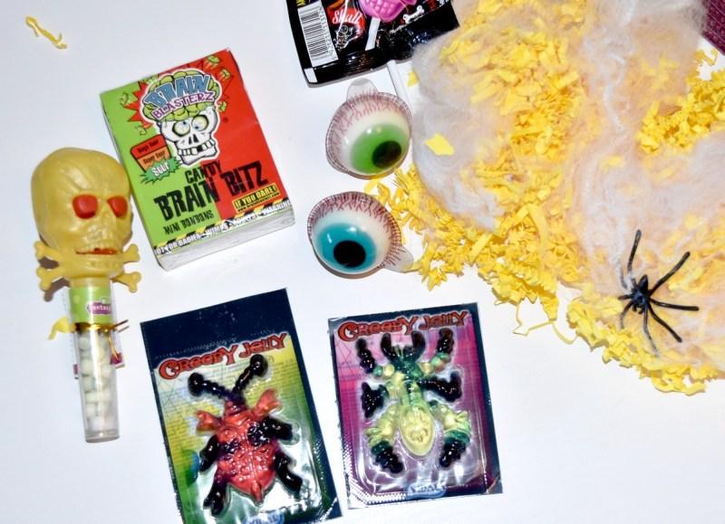 Crok ta box Halloween