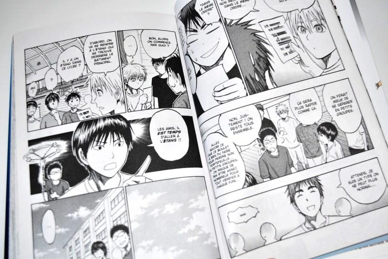 Kuroko's Basket Replace Plus tome 2