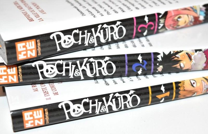 Pochi et Kuro tome 3