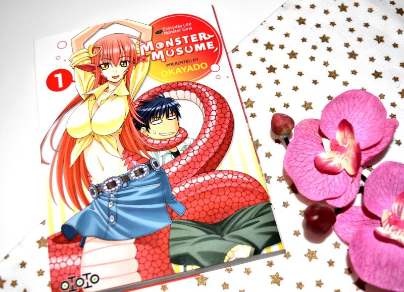 Monster Musume tome 1