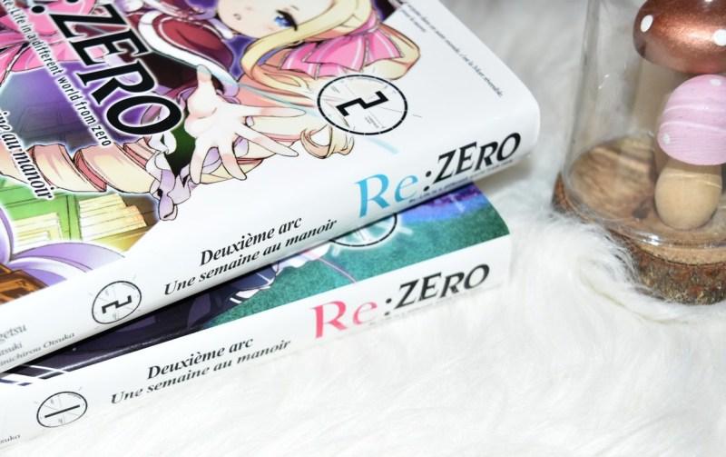 Re Zero Deuxième Arc