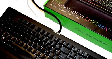 [GAMING] Clavier BlackWidow Chroma v2 de Razer