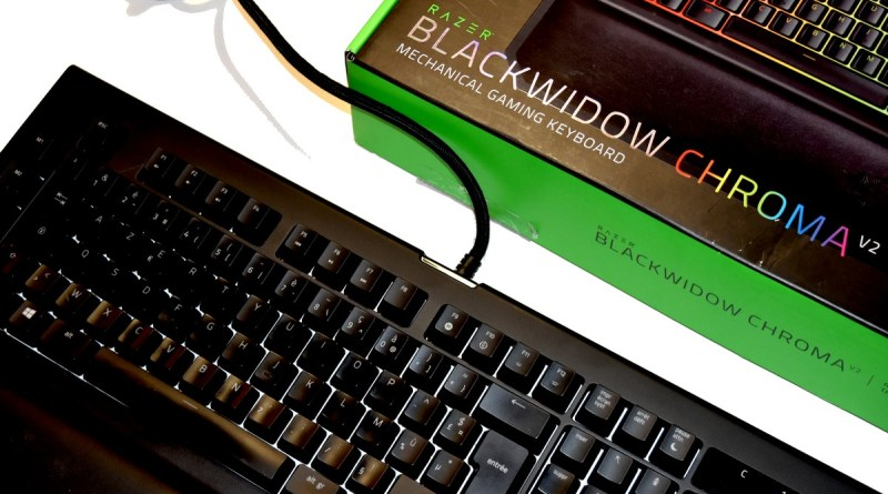 Clavier Razer Black Widow