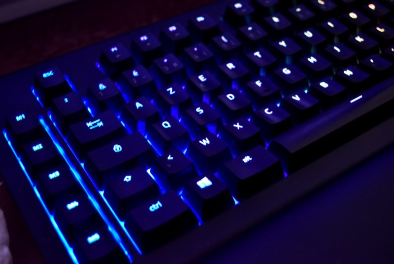Clavier BlackWidow Razer