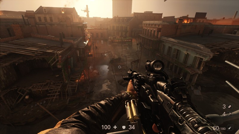 Wolfenstein The New Colossus Le Test