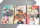[MANGA] Black Clover – Tomes 7, 8 et 9 – Kazé