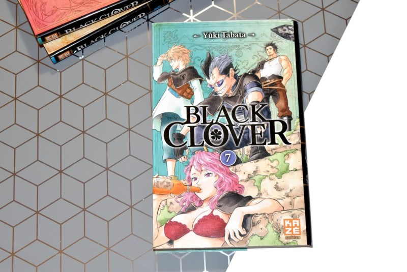Black Clover tome 7
