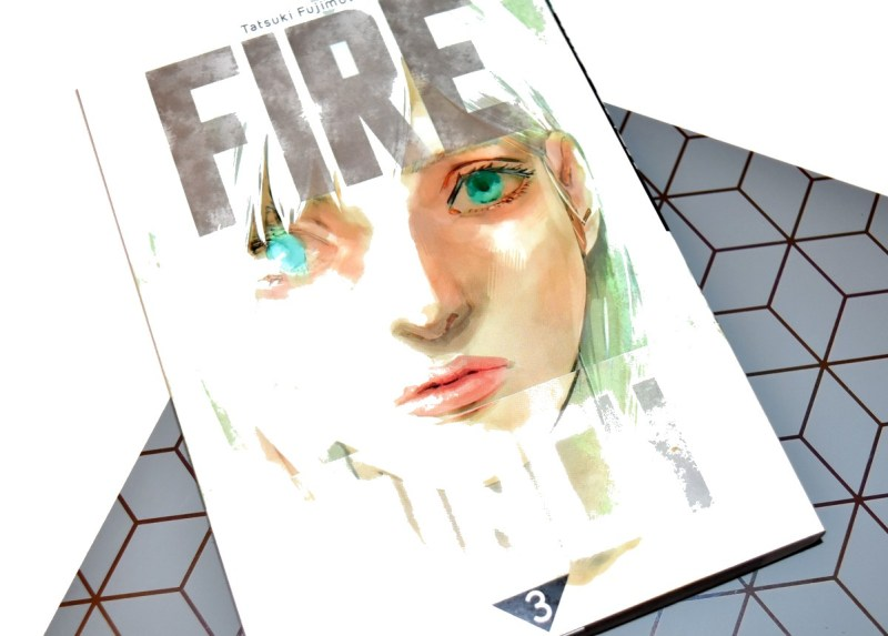 Fire Punch tome 3