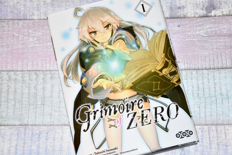 Grimoire of Zero Tome 1