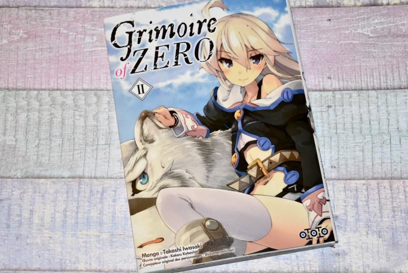 Grimoire of Zero Tome 2