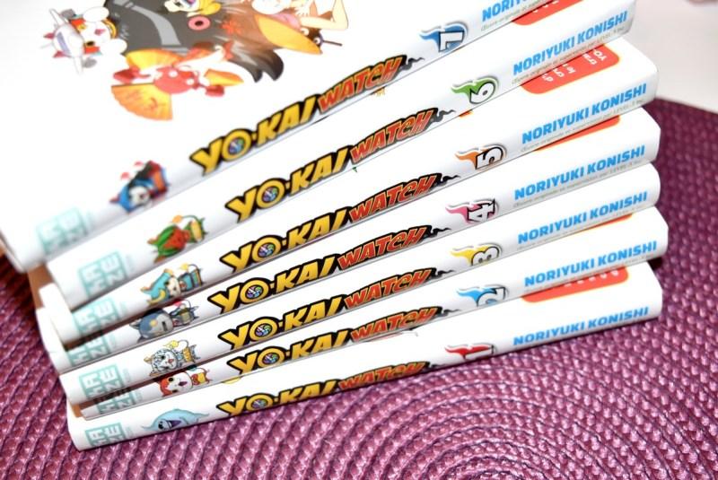 Yo-Kai Watch tome 7
