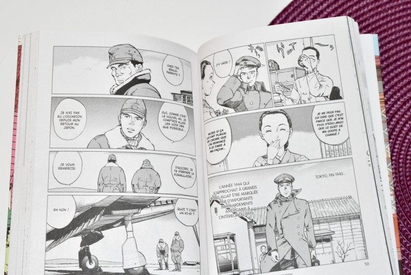 Sous le Ciel de Tokyo tome 2