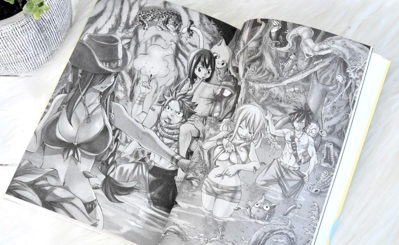 Fairy Tail Short Stories tome 1