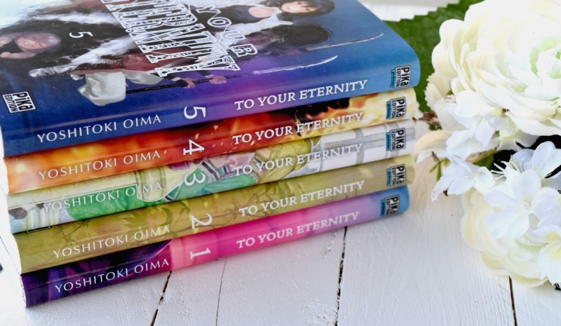 To your Eternity tome 5