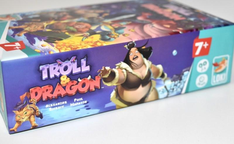 Troll et Dragon jeu