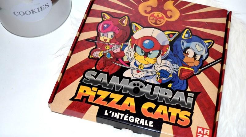 [ANIME] Samourai Pizza Cats – Kazé