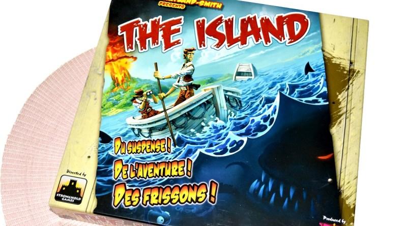 [J2S] The Island – Asmodee