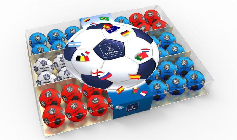 Leonidas Coupe du Monde