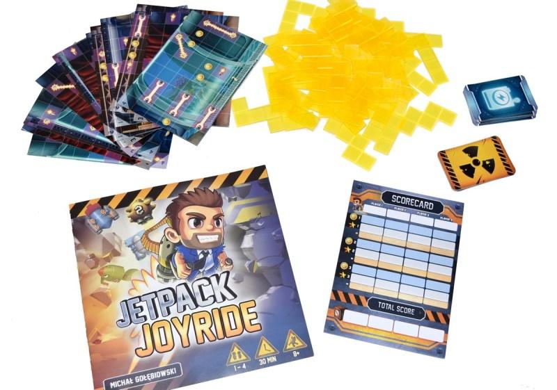 Jetpack Joyride Lucky Duck Games