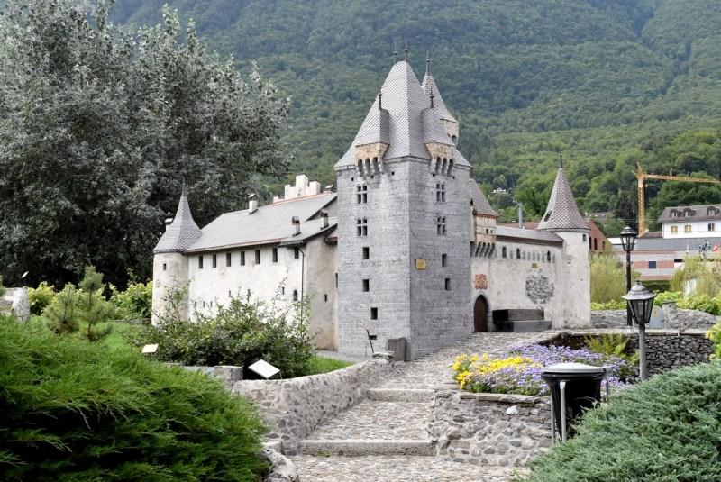 Swiss Vapeur Parc - Le Bouveret
