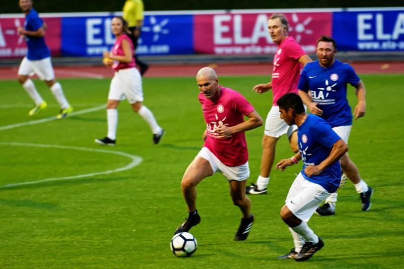 Match ELA - Carnet des Geekeries - Evian Championship