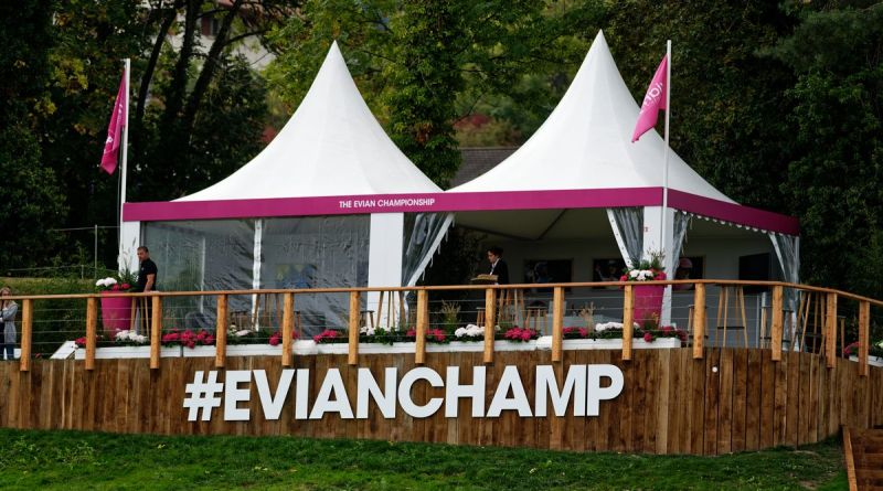 The Evian Championship 2018 - Carnet des Geekeries