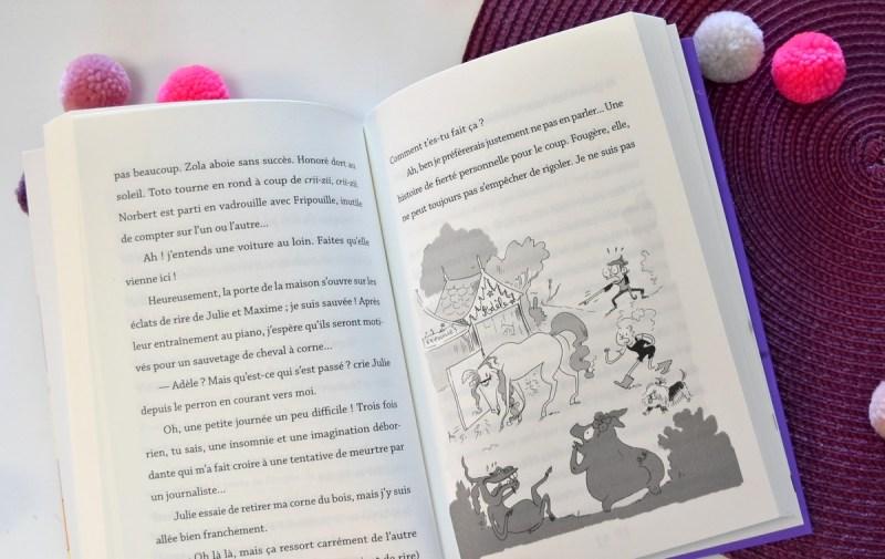 Adèle Licorne malgré elle - Poulpe Fictions
