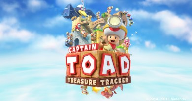 [SWITCH] Captain Toad Treasure Tracker