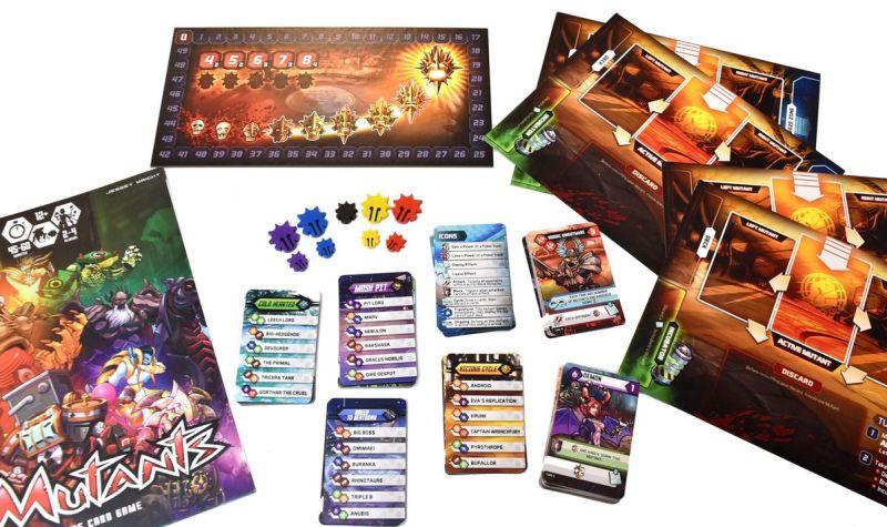 Mutants Lucky Duck Games