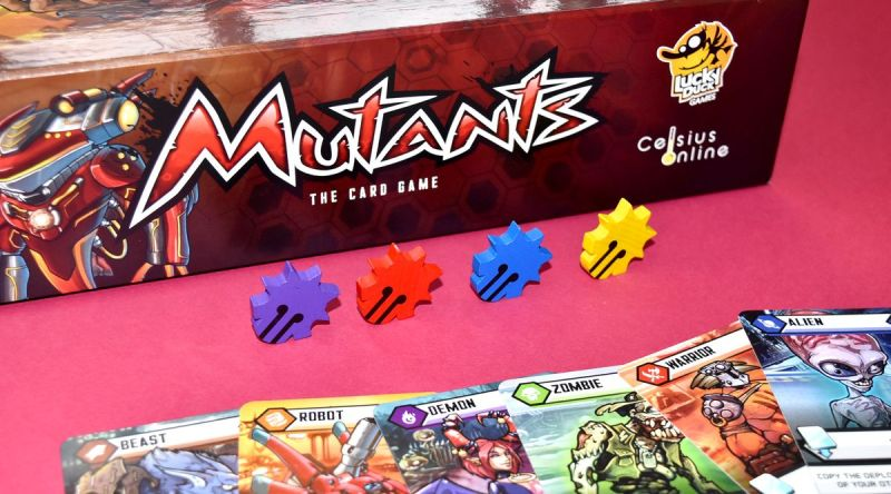 Mutants Lucky Duck Games