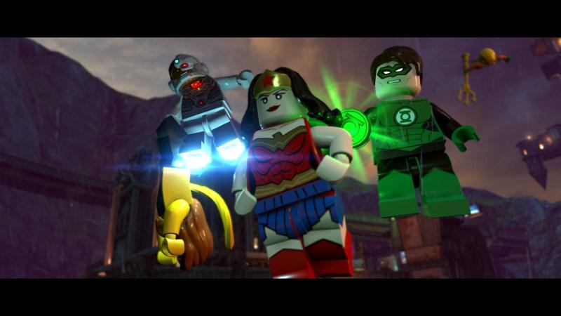 LEGO® DC Super-Vilains