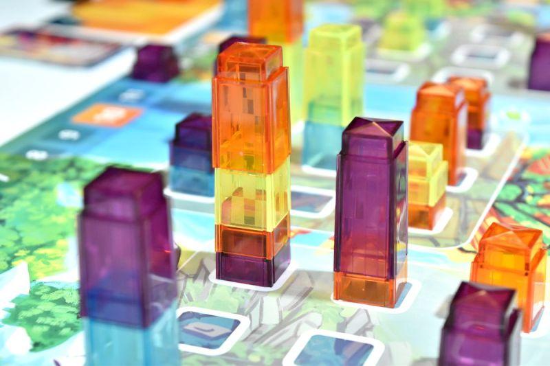 Manhattan Act in Games