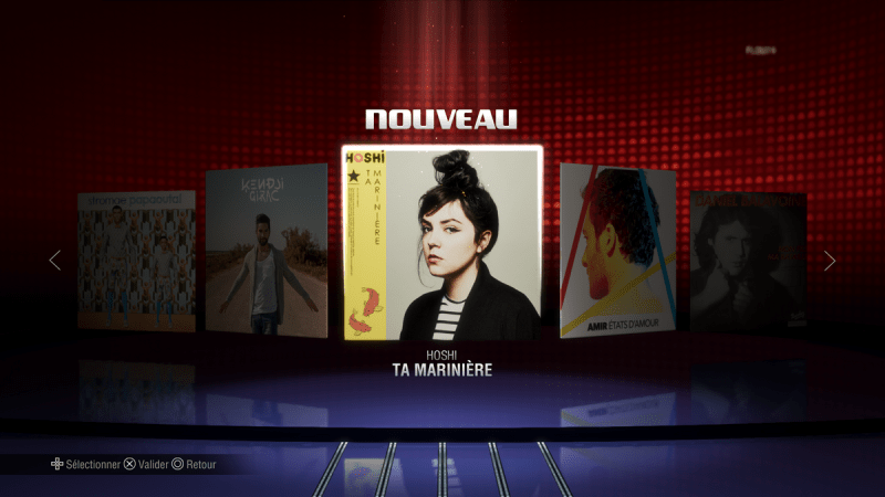 The Voice, le jeu officiel PS4