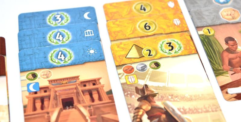 7 Wonders Duel - Repos Production