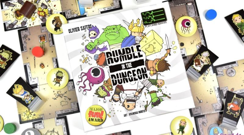 [J2S] Rumble in the Dungeon – Flatlined Games – Atalia