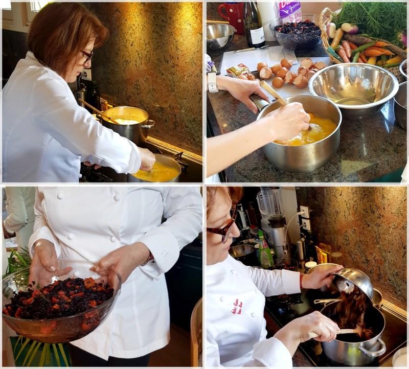 Atelier Cuisine Christine Rassat - Groupe Provencia