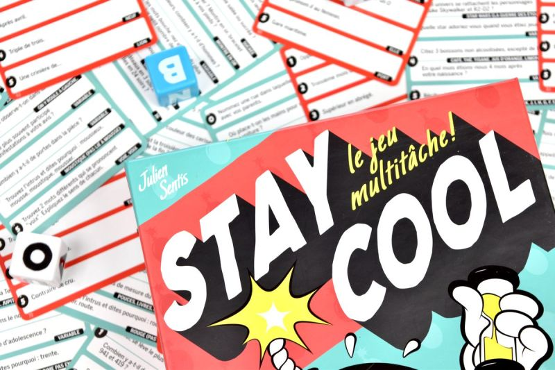 Stay Cool - Scorpion Masqué