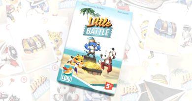 Little Battle - Loki Kids